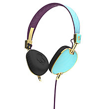 Buy Skullcandy Knockout On-Ear Headphones with Mic/Remote Online at johnlewis.com