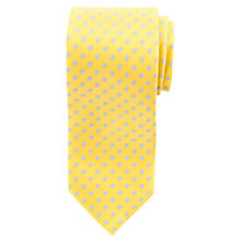 Buy John Lewis Mini Flower Silk Tie Online at johnlewis.com