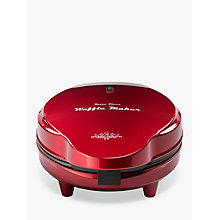 Buy Gourmet Gadgetry Waffle Maker Online at johnlewis.com