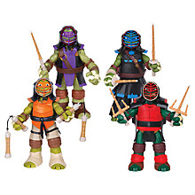Buy Teenage Mutant Ninja Turtles Dojo Action Figure, Assorted Online at johnlewis.com