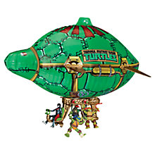 Buy Teenage Mutant Ninja Turtles High Flyin' Blimp Vehicle Online at johnlewis.com