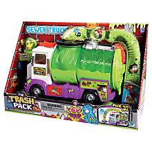 Buy The Trash Pack Sewer Truck Online at johnlewis.com