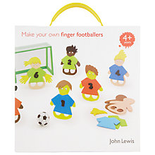 Buy John Lewis Finger Footballers Online at johnlewis.com