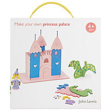 Buy John Lewis Make Your Own Princess Palace Online at johnlewis.com