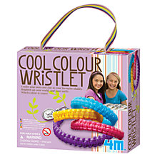 Buy Great Gizmos Cool Colour Wristlets Kit Online at johnlewis.com