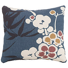 Buy John Lewis Japanese Floral Pin Cushion, Multi Online at johnlewis.com