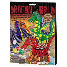 Buy Great Gizmos Dragon World Kit Online at johnlewis.com