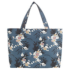 Buy John Lewis Japanese Floral Shopper, Multi Online at johnlewis.com