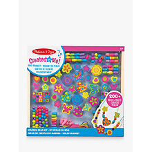 Buy Melissa & Doug Bead Bouquet Set Online at johnlewis.com