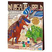 Buy Great Gizmos Dino World Kit Online at johnlewis.com