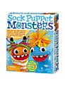 Great Gizmos Sock Puppet Monster