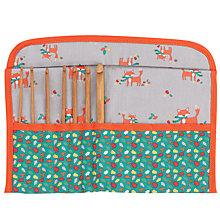 Buy John Lewis Fox Crochet Roll Online at johnlewis.com