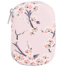 Buy John Lewis Blossom Zipped Sewing Kit, Multi Online at johnlewis.com