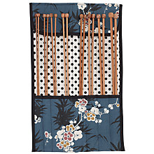 Buy John Lewis Japanese Floral Knit Roll, Multi Online at johnlewis.com