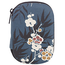 Buy John Lewis Japanese Floral Zip Sewing Kit, Multi Online at johnlewis.com