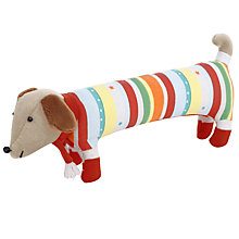 Buy John Lewis Sausage Dog Stripe Pin Cushion Online at johnlewis.com