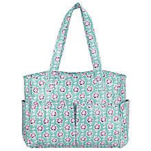 Buy John Lewis Pretty Floral Craft Tote Online at johnlewis.com