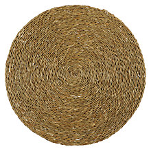 Buy Gone Rural Woven Grass Placemat Online at johnlewis.com