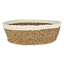 Buy Gone Rural Woven Bread Basket Online at johnlewis.com