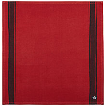 Buy Lexington Stripe Napkin, Red/ Navy Online at johnlewis.com