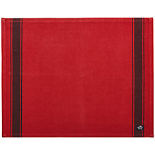 Buy Lexington Stripe Placemat, Red/ Navy Online at johnlewis.com