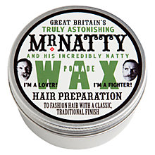 Buy Mr Natty's Pomade Wax Hair Preparation Online at johnlewis.com