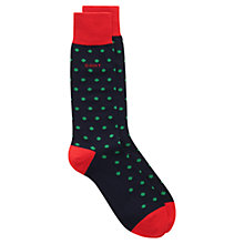 Buy Gant Bright Dot Socks, One Size Online at johnlewis.com