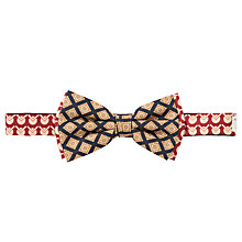 Buy Scotch & Soda Retro Bow Tie, Navy Online at johnlewis.com