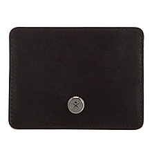 Buy Hackett London Mayfair Credit Card Holder Online at johnlewis.com