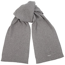 Buy Gant Wool Rich Scarf Online at johnlewis.com