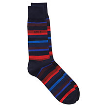 Buy Gant Multistripe Socks Online at johnlewis.com