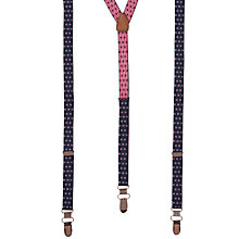 Buy Scotch & Soda Nautical Braces, Navy Online at johnlewis.com