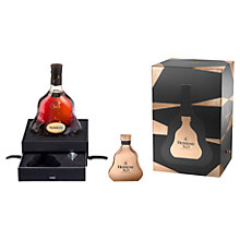 Buy Hennessy X.O Cognac and Hip Flask Set, 75cl Online at johnlewis.com
