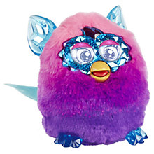 Buy Furby Boom, Crystal Series, Pink/Purple Online at johnlewis.com