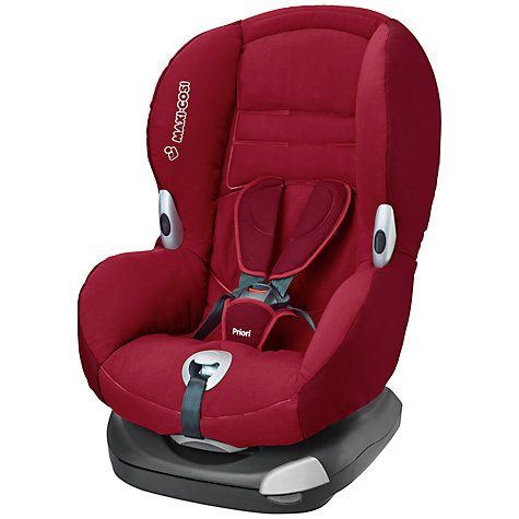 Buy Maxi-Cosi Priori XP Group 1 Car Seat, Shadow Red Online at johnlewis.com