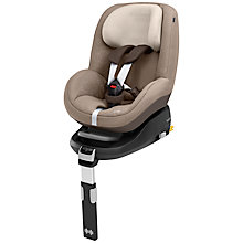 Buy Maxi-Cosi Pearl Car Seat, Walnut Brown Online at johnlewis.com