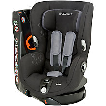 Buy Maxi-Cosi Axiss Car Seat, Total Black Online at johnlewis.com