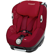 Buy Maxi-Cosi Opal Car Seat, Raspberry Red Online at johnlewis.com