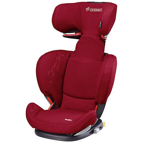 Buy Maxi-Cosi RodiFix Car Seat, Raspberry Online at johnlewis.com