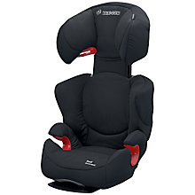 Buy Maxi-Cosi Rodi Air Protect Car Seat, Total Black Online at johnlewis.com