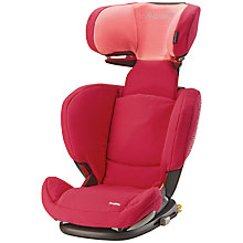 Buy Maxi-Cosi RodiFix Car Seat, Origami Rose Online at johnlewis.com