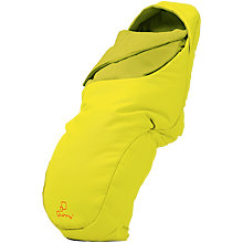 Buy Quinny Universal Footmuff, Sulphur Focus Online at johnlewis.com