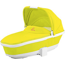 Buy Quinny Foldable Carrycot, Sulphur Focus Online at johnlewis.com
