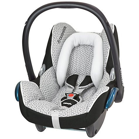 Buy Maxi-Cosi Cabriofix Infant Carrier, Graphic Crystal Online at johnlewis.com