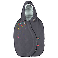Buy Maxi-Cosi Pebble Car Seat Footmuff, Confetti Online at johnlewis.com