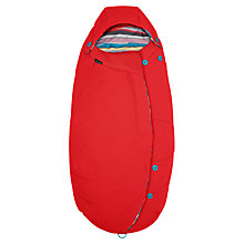 Buy Maxi-Cosi Pebble Car Seat Footmuff, Folkloric Red Online at johnlewis.com