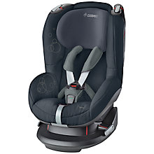 Buy Maxi-Cosi Tobi Car Seat, Total Black Online at johnlewis.com