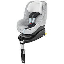 Buy Maxi-Cosi Pearl Car Seat, Graphic Crystal Online at johnlewis.com