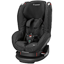 Buy Maxi-Cosi Tobi Car Seat, Modern Black Online at johnlewis.com