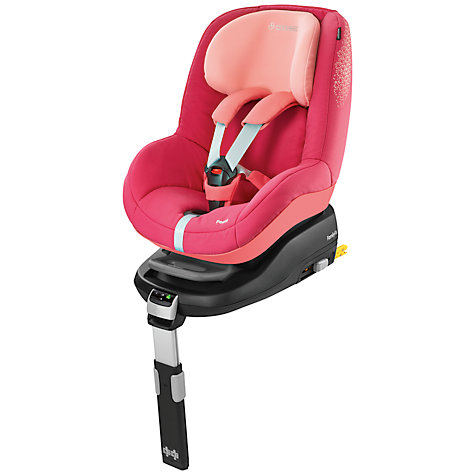 Buy Maxi-Cosi Pearl Car Seat, Origami Rose Online at johnlewis.com